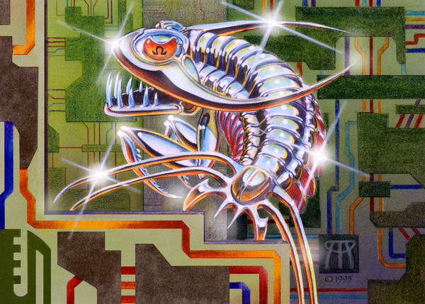 Cyber Beast