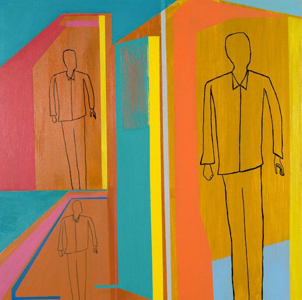 Three (2016) Art   Caley O'Dwyer Fine Art