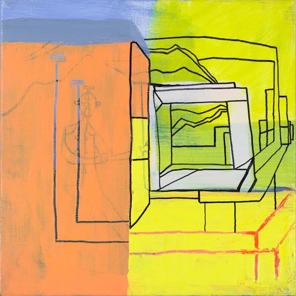 Entryway (2016) Art   Caley O'Dwyer Fine Art