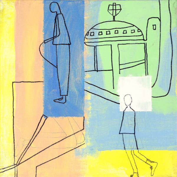 In Sight (2016) Art | Caley O'Dwyer Fine Art