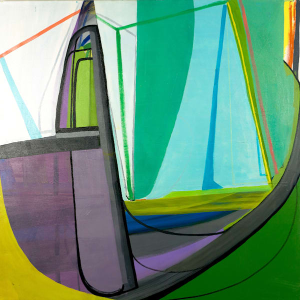 Voyager (2016) Art   Caley O'Dwyer Fine Art