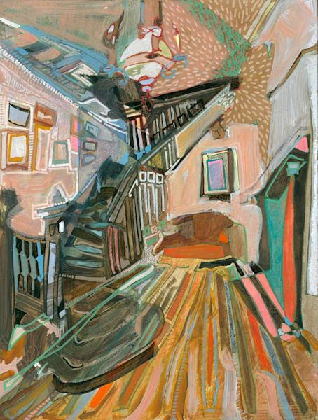 .Donaldsonville, La No. 102 | Erika Stearly, American Artist