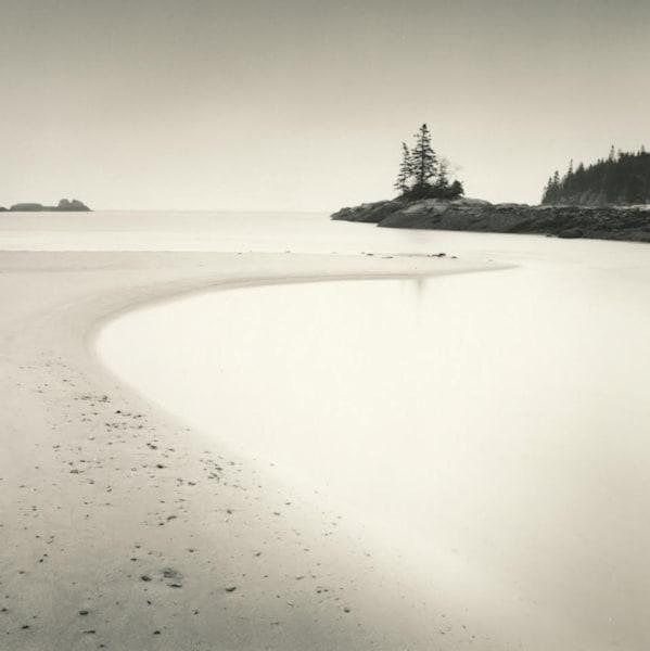 Sand Beach At Dawn Art | Full Fathom Five Gallery