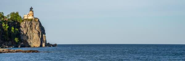 Split Rock   Panorama Art | davinart