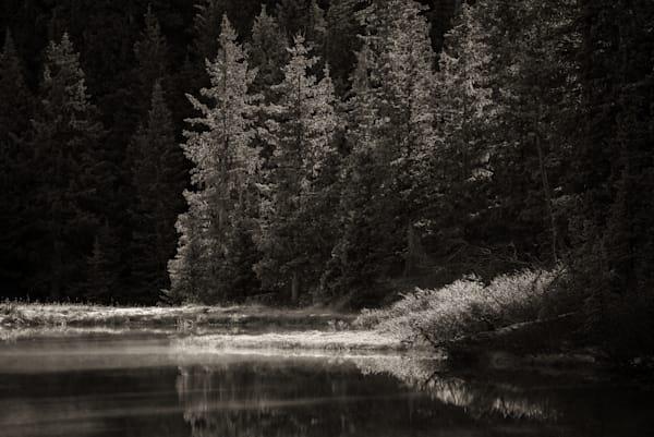 The Other Side Of The Lake Photography Art | matt lancaster art