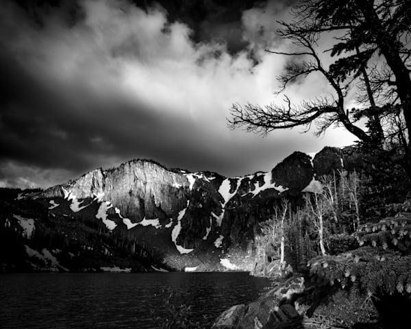 Framed Storm Photography Art | matt lancaster art