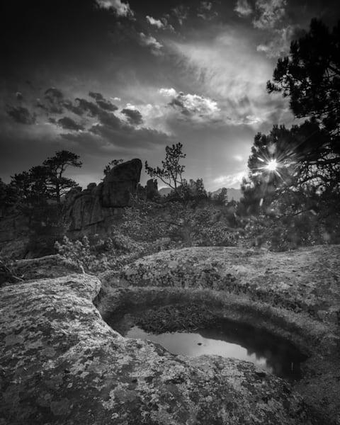 Prehistoric Granite Photography Art | matt lancaster art