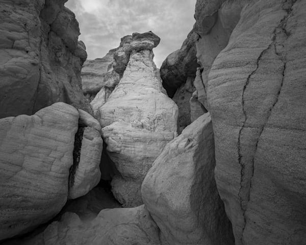 Fractured Selenite Photography Art | matt lancaster art