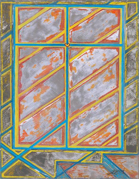 Windows   What Remains, 2021 Art   Kim P. Bartholomew