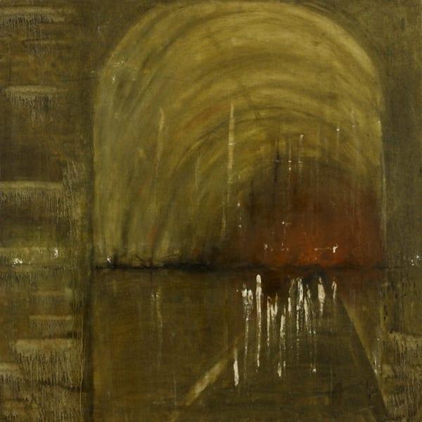 Gateway To Heaven (Original) Art | Dinesh Doshi Art
