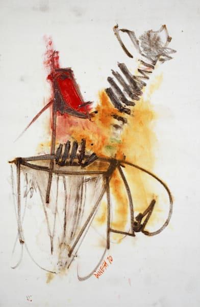 Sitar & Tabla Musician Art | Dinesh Doshi Art