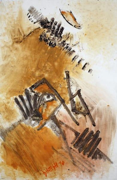 Chorus (Original) Art | Dinesh Doshi Art