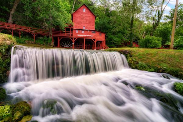 Hodgson Water Mill | Shop Photography by Rick Berk