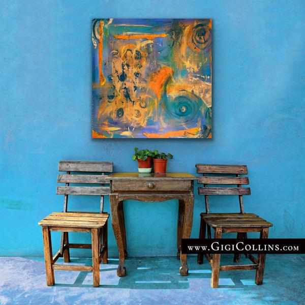 Ethereal  Art | Gigi Collins Art