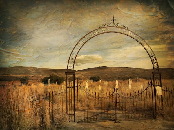 Reynolds Cemetery Photography Art   Christensen Photography