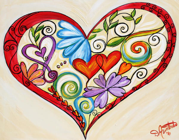 Abundance 1 Art | Heartworks Studio Inc