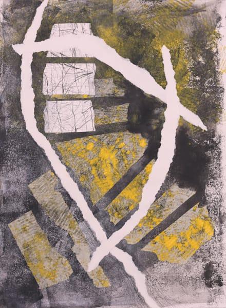 Skirting the Edge - Original Abstract Painting | Cynthia Coldren Fine Art