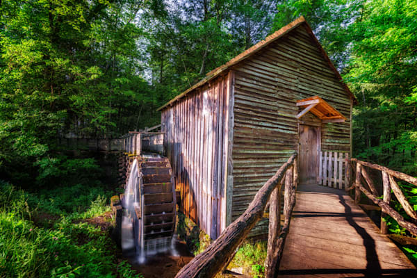 Cable Mill in Cades Cove | Shop Photography by Rick Berk