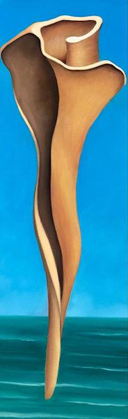 """Lisa Marie"" Oil On Canvas Art   Margaret Biggs Fine Art"
