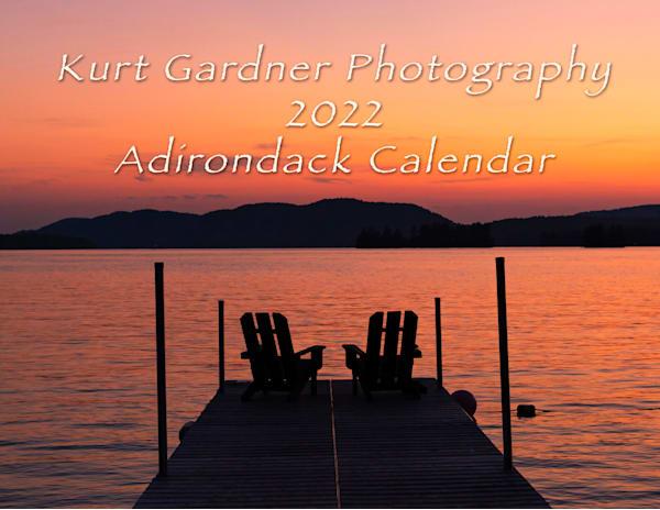 Adirondack Mountain Calendar