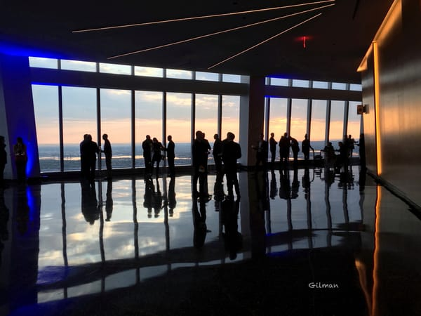 Freedom Tower Soirée   Coasters Art | Emily Gilman Beezley LLC