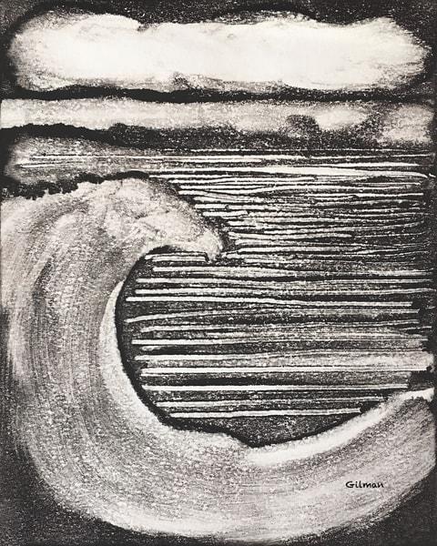 Wave   Apparel Art | Emily Gilman Beezley LLC