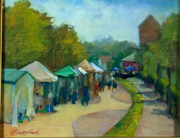 Canal Days Art | Bkern Fine Art