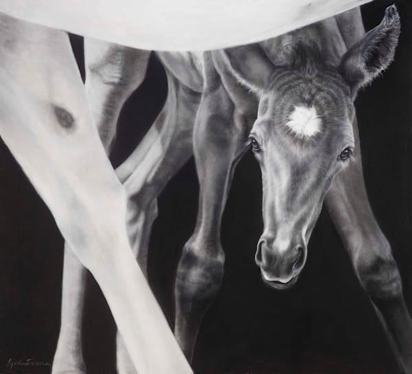Lean In Art   Lynda Evans Studio