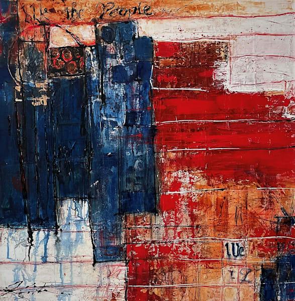 We The People Art | Kurt A. Weiser Fine Art