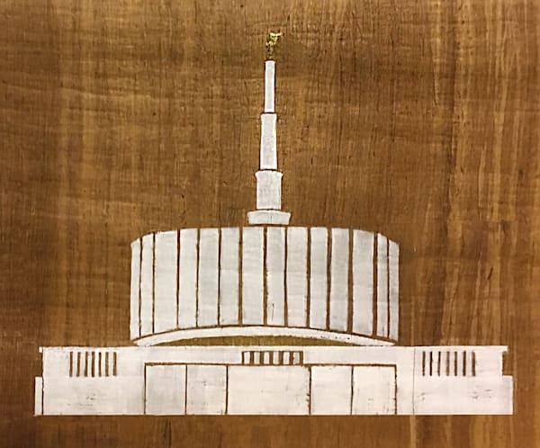 Provo   Ogden Original Temple Art | Christina Sandholtz Art