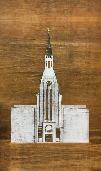 Boston Massachusetts Temple Art | Christina Sandholtz Art