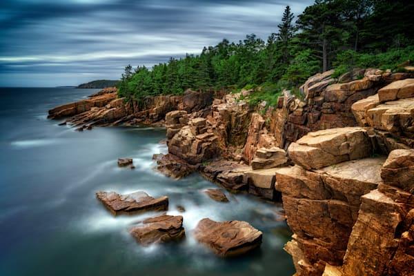 Cliffs of Acadia | Shop Photography by Rick Berk