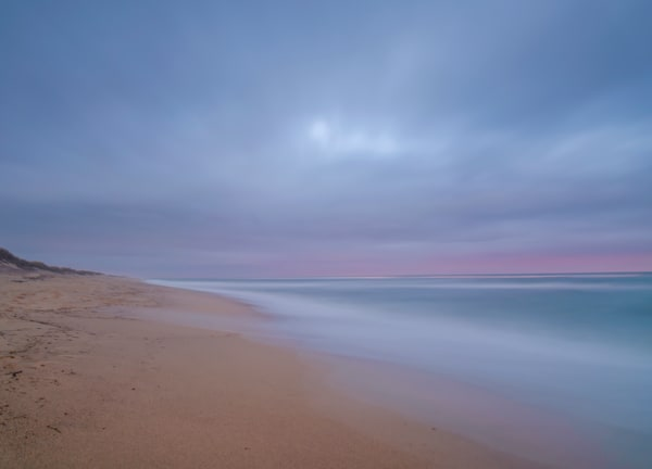 South Beach Ethereal Spring Sunset Art | Michael Blanchard Inspirational Photography - Crossroads Gallery