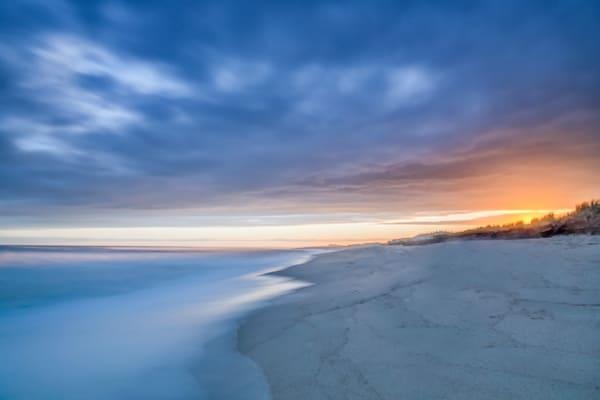 South Beach Long Exposure Sunset Art | Michael Blanchard Inspirational Photography - Crossroads Gallery