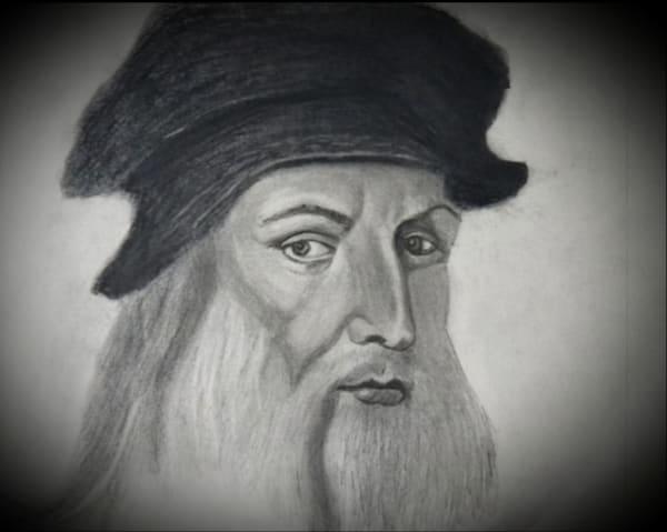 Leonardo Da Vinci Art | Salvatore Ingoglia / Jbellarts