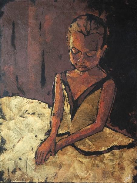 Little Dancer Ii Art | jillalthousewood