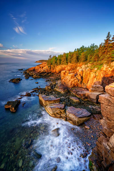 Spring Morning in Acadia | Shop Photography by Rick Berk