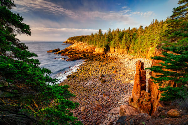 Monument Cove Morning | Shop Photography by Rick Berk