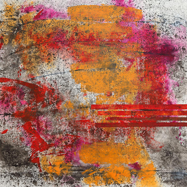Jubilance - Original Abstract Painting | Cynthia Coldren Fine Art
