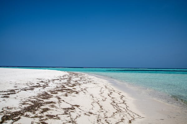 Maldivian Beach is a fine art photograph available for sale