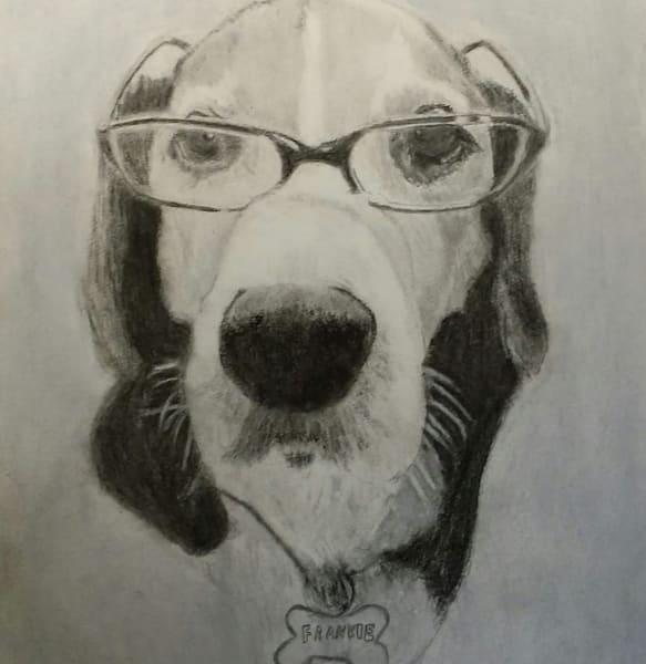 Frankie Dog Art | Salvatore Ingoglia / Jbellarts