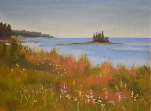 Piece Of Paradise   Original Oil Art | Sharon Guy