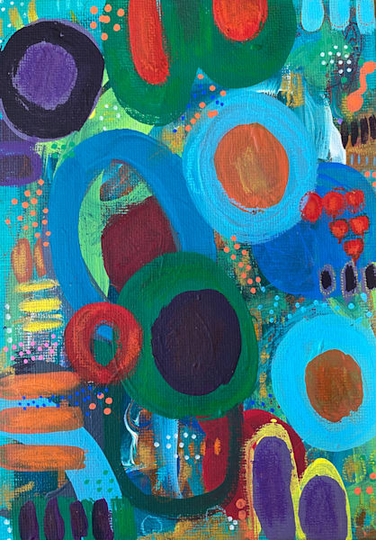 Summer Time Art | Abstraction Gallery by Brenden