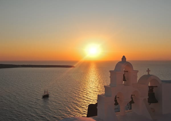 Dreaming Of Santorini  Photography Art | Visual Arts & Media Group Corporation