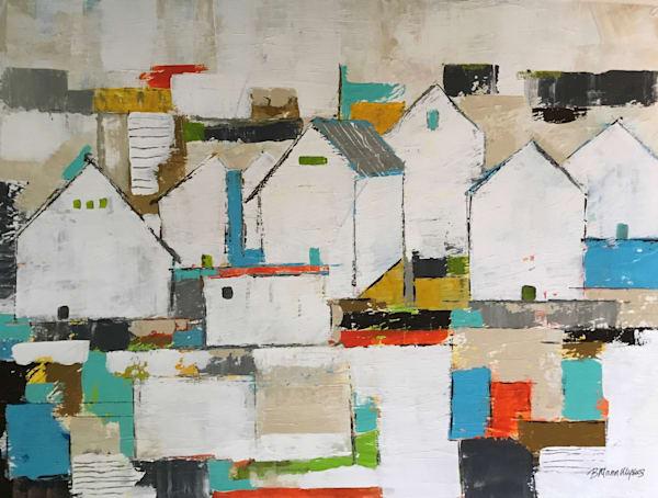 Won't You Be My Neighbor? Art | B Mann Myers Art