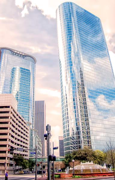 Enron Chevron Building 1400 Smith Downtown Houston Dsc 1349 Photography Art   Terri Bahun Fine Art Photography