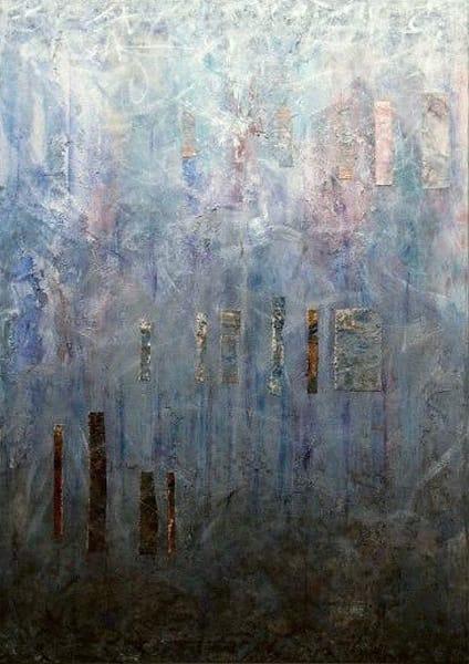 Forest  (Original) Art   Laurie Fields Studio