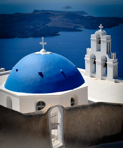 Simply Santorini  Photography Art | Visual Arts & Media Group Corporation