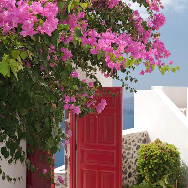 Colors Of Santorini  Photography Art | Visual Arts & Media Group Corporation