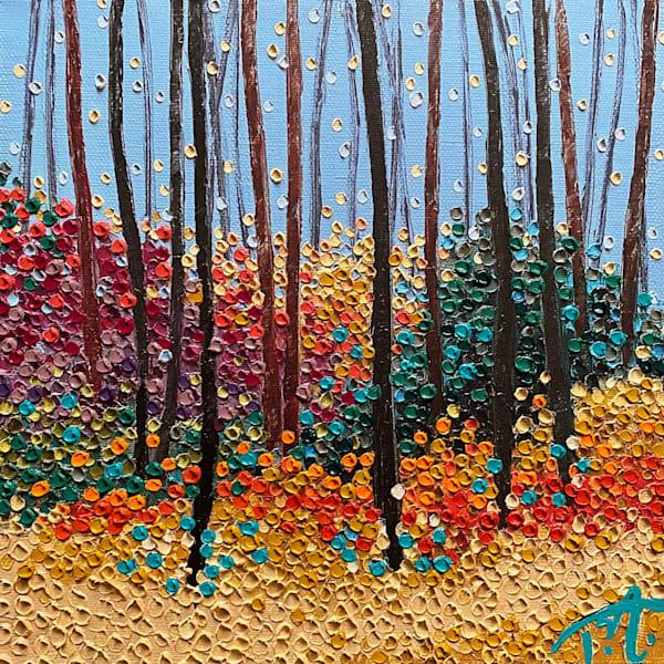 Like Lovers Do   Oil Embellished Giclée #1 Art | Tessa Nicole Art
